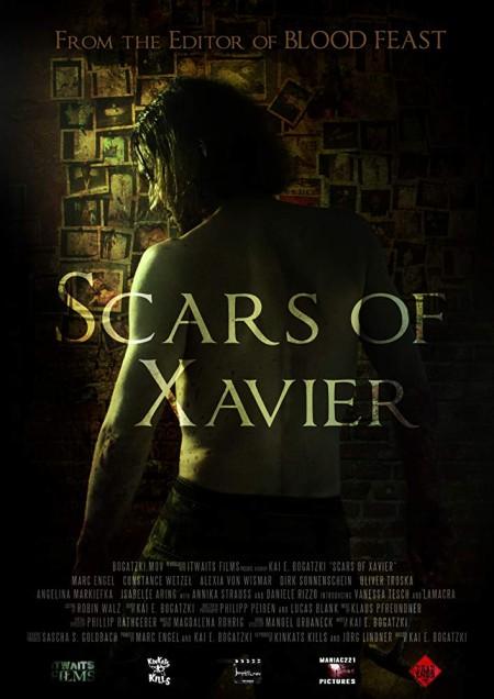 Scars of Xavier (2017) HDRip AC3 X264-CMRG