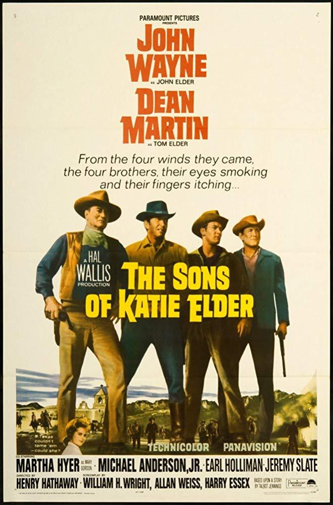 The Sons of Katie Elder 1965 [WEBRip] [720p] YIFY