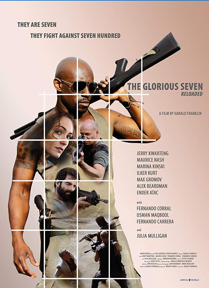 The Glorious Seven 2019 HDRIP H264 AC3-5 1-RypS