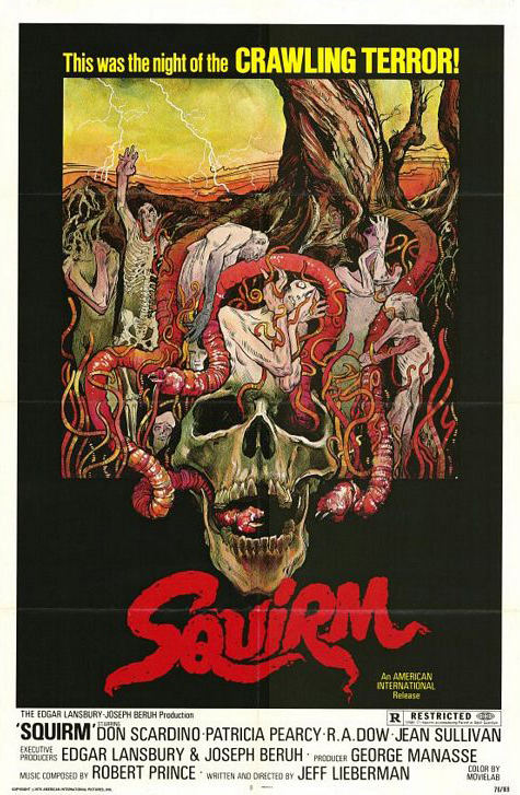 Squirm 1976 720p BluRay x264-x0r