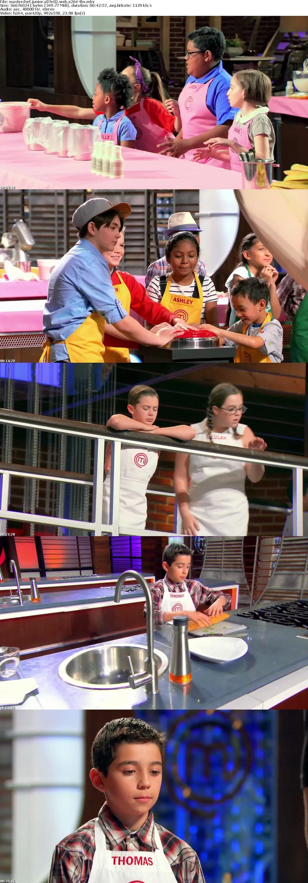 MasterChef Junior S07E02 WEB x264-TBS