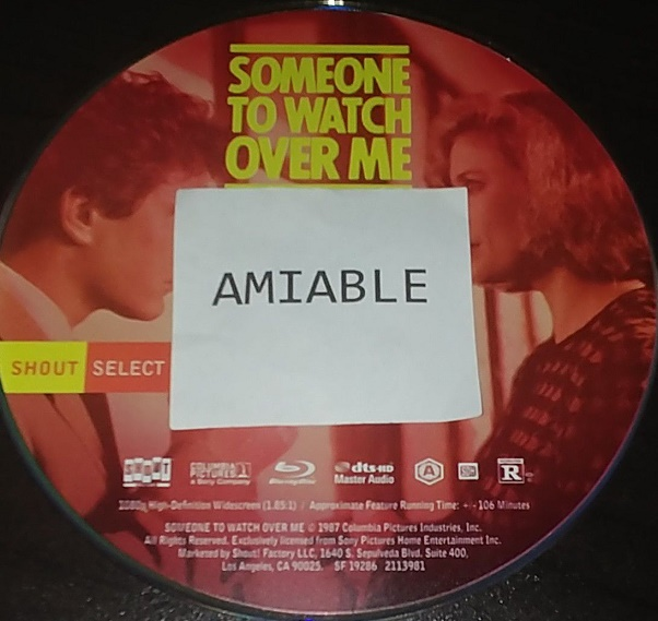 Someone to Watch Over Me 1987 720p BluRay X264-AMIABLE