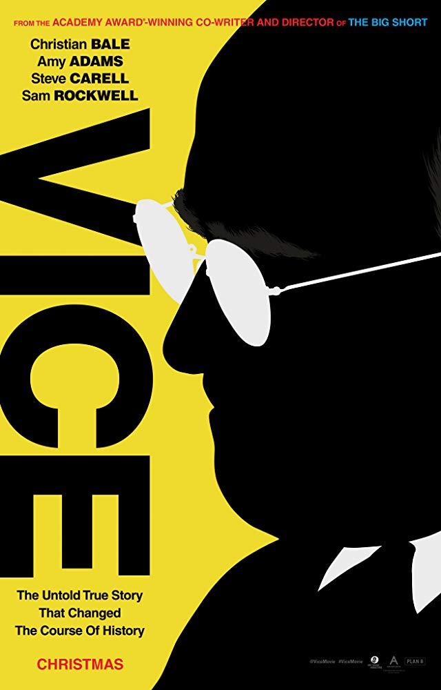 Vice 2018 [WEBRip] [1080p] YIFY
