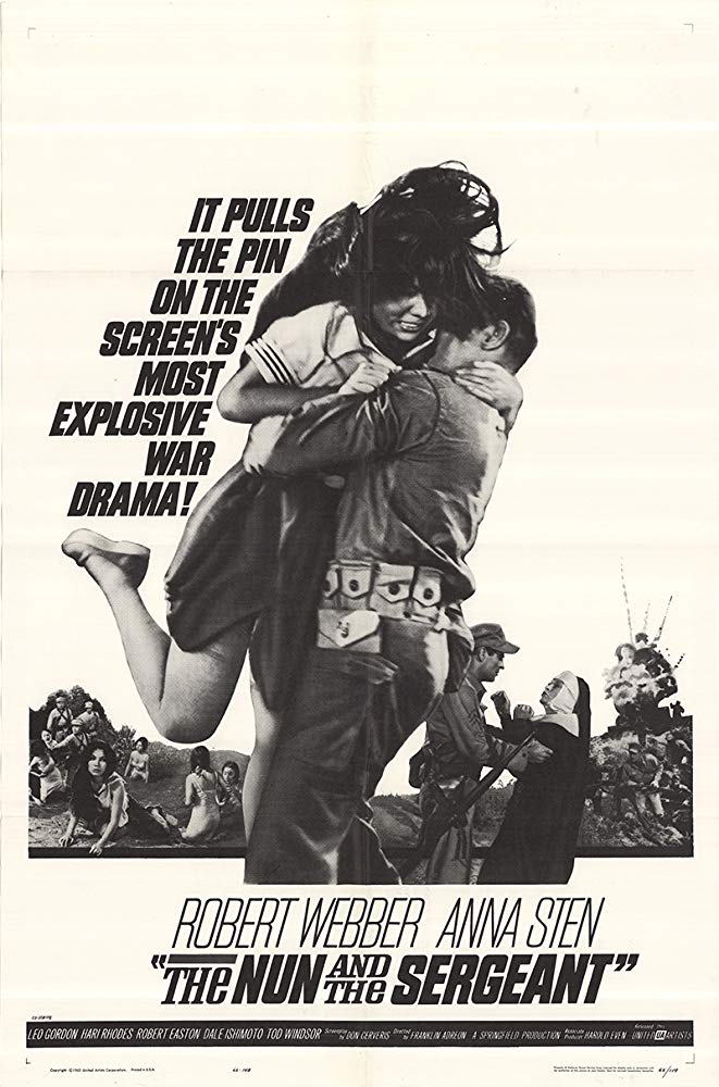 The Nun and the Sergeant 1962 DVDRip x264