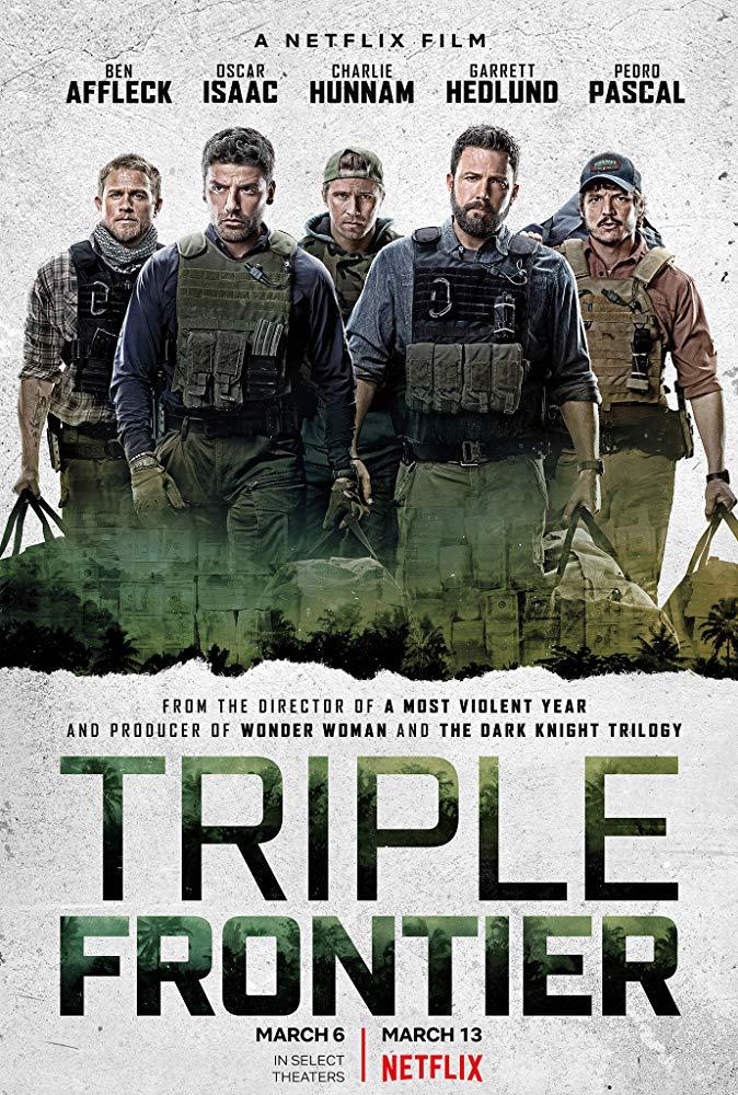 Triple Frontier 2019 ITAENG [1080p x265] [Paso77]