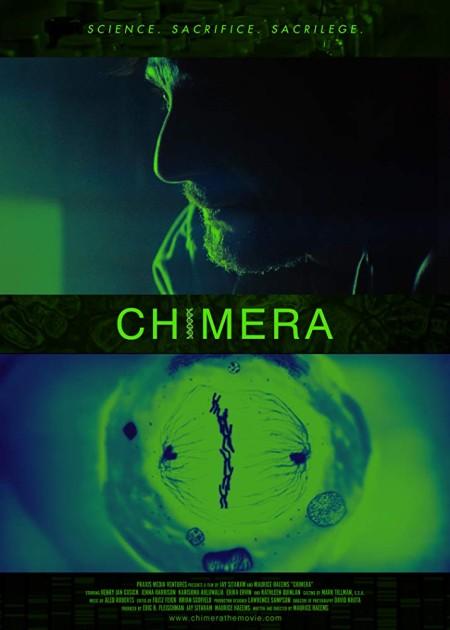 Chimera Strain (2018) 720p WEB-DL XviD AC3-FGT