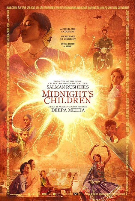 Midnights Children (2012) Hindi - 720p BluRay - x264 - DD - 5 1 - ESubs -Sun George