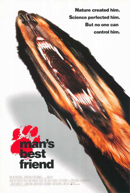 Mans Best Friend (1993) 720p BluRay H264 AAC  RARBG