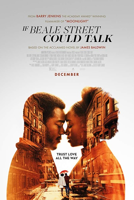 If Beale Street Could Talk (2018) 720p BRRip XviD AC3-XVID