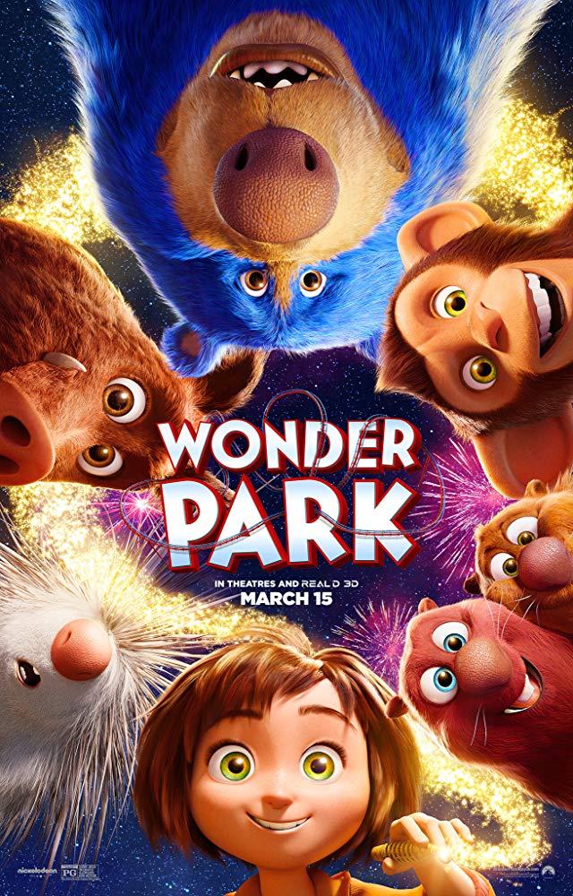Wonder Park 2019 720p HDCAM-1XBET