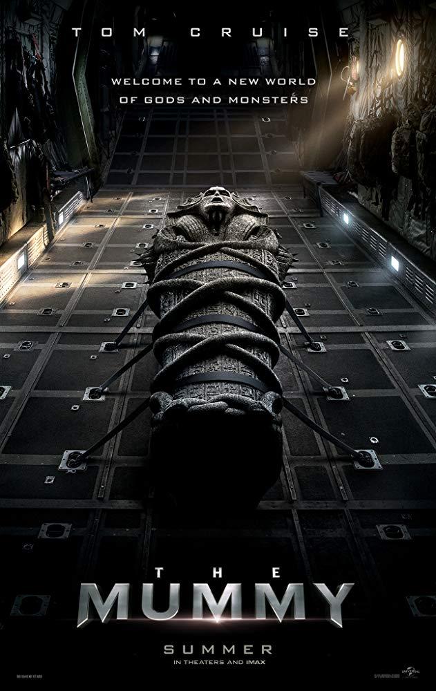 The Mummy 2017 BRRip XviD B4ND1T69
