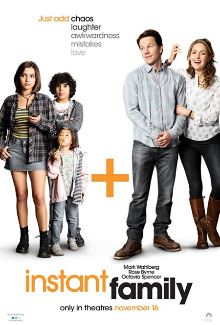 Instant Family 2019 HDRip XviD AC3-EVO