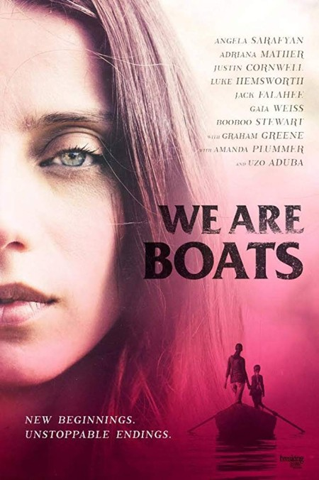 We Are Boats (2019) HDRip XviD AC3 WOW