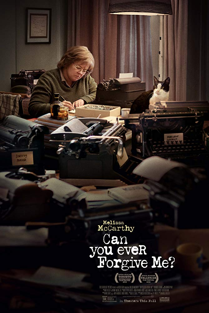Can You Ever Forgive Me 2018 [BluRay] [720p] YIFY
