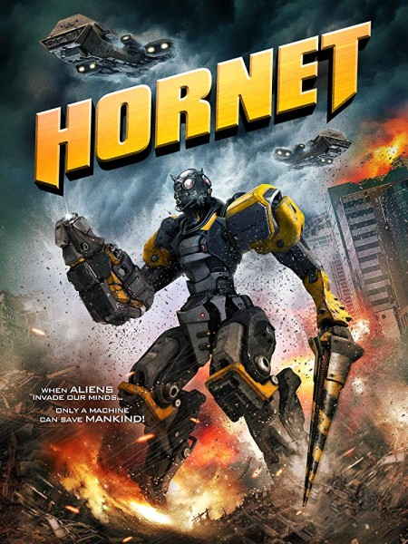Hornet (2018) 720p BluRay H264 AAC-RARBG