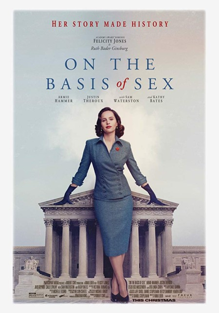 On the Basis of Sex 2019 720p BRRip X264 AC3-EVO