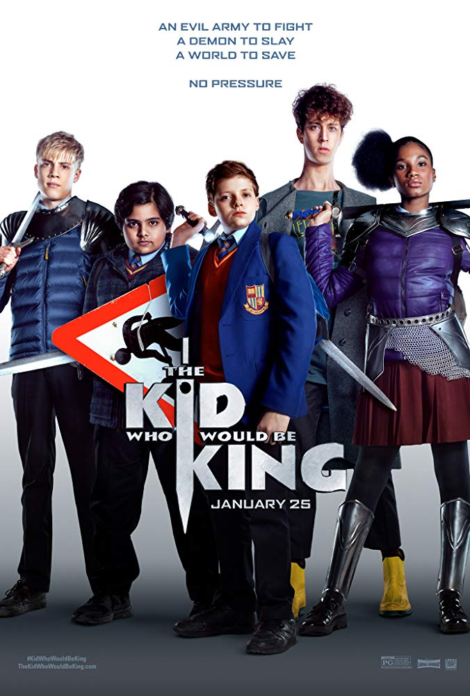 The Kid Who Would Be King 2019 720p BluRay x264-DRONES