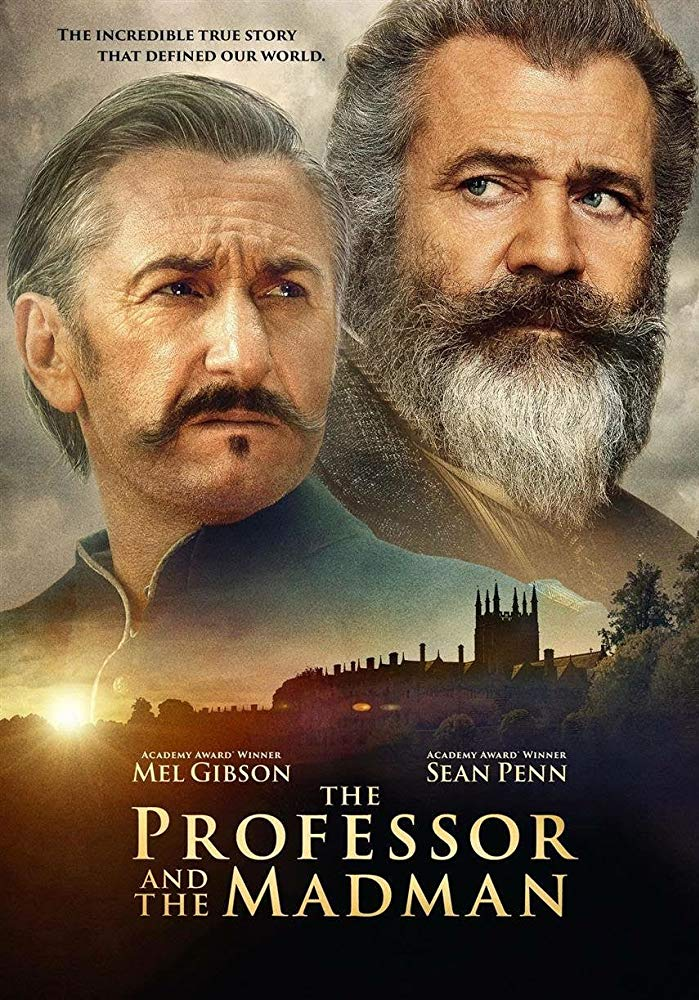 The Professor and the Madman 2019 720p WEB-DL XviD AC3-FGT