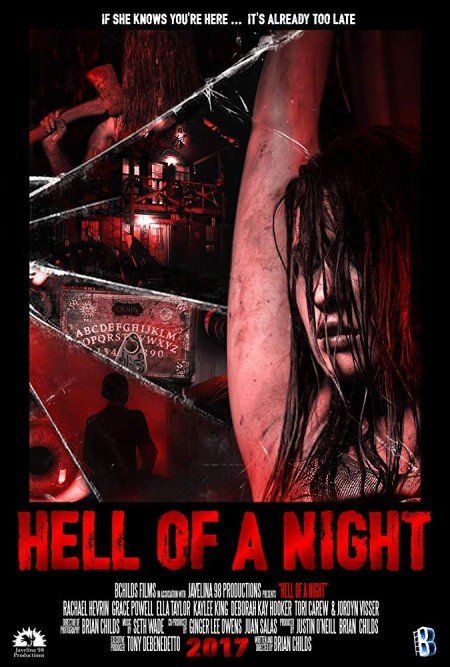 Hell Of A Night 2019 HDRip AC3 x264-CMRG