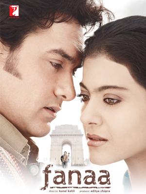 Fanaa (2006) Hindi - 720p BluRay - x264 - DD 5 1 - ESubs -Sun George