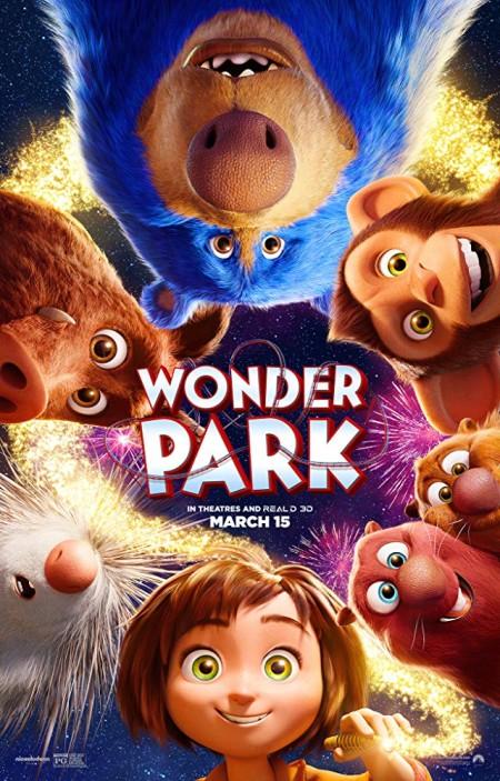 Wonder Park (2019) HDCAM x264 AC3-ETRG