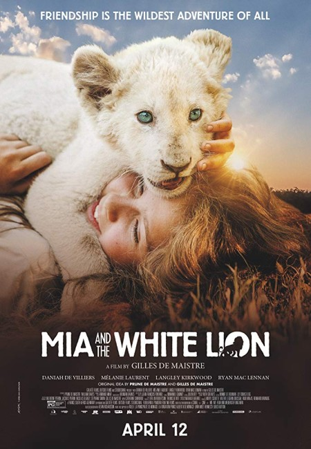 Mia and the White Lion (2019) 720p HDCAM 900MB 1xbet x264-BONSAI