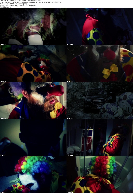 8 Ball Clown (2018) HDRip AC3 x264-CMRG