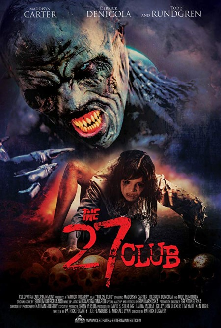 The 27 Club (2019) HDRip XviD AC3 WoW