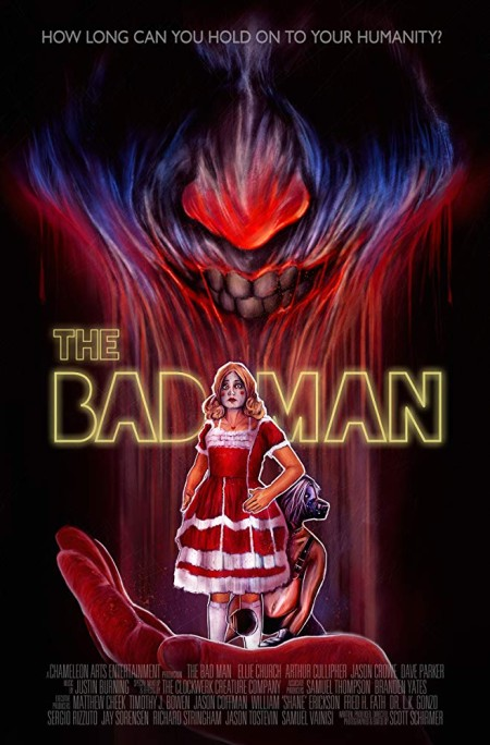The Bad Man (2018) 720p BluRay 800MB x264-GalaxyRG