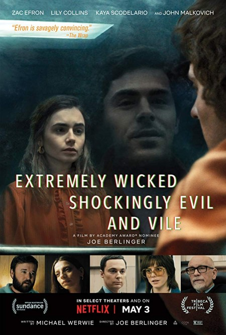 Extremely Wicked Shockingly Evil and Vile (2019) HDRip XViD-ETRG