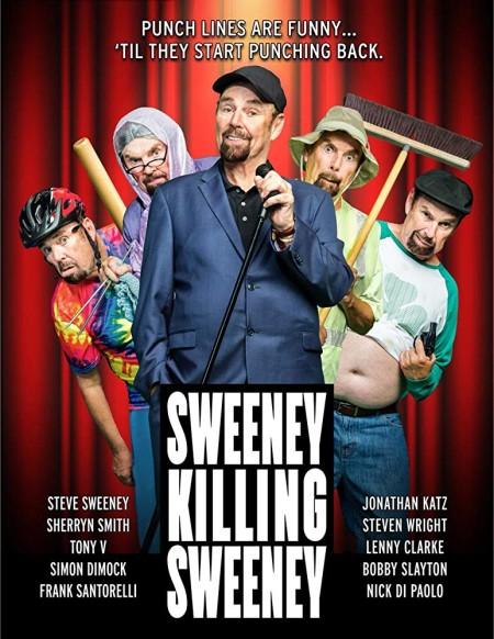 Sweeney Killing Sweeney (2018) 720p WEBRip 800MB x264-GalaxyRG