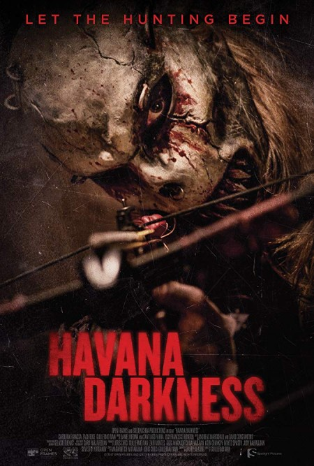 Havana Darkness 2019 BRRip AC3 x264-CMRG