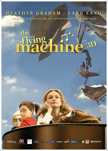 The Flying Machine (2011) BRRip XviD MP3-XVID