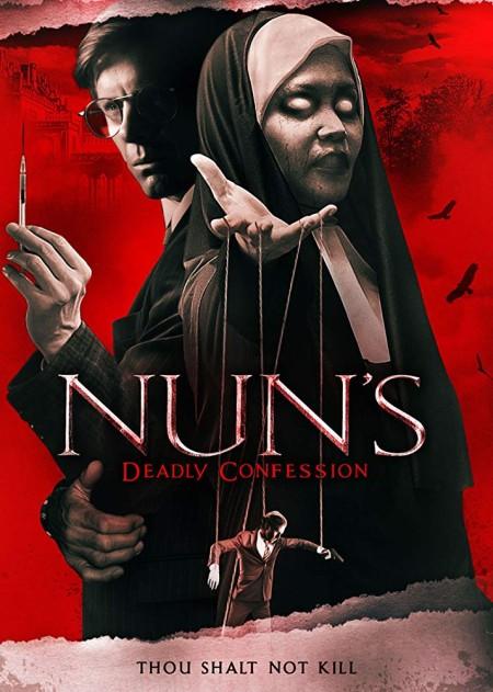 Nuns Deadly Confession 2019 720p WEBRip 800MB x264-GalaxyRG
