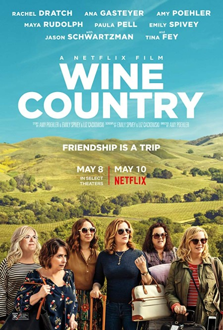 Wine Country 2019 720p NF-DL DUEL AUD DDP 5 1 HIN +ENG Esub - Cinemaghar - xclusive