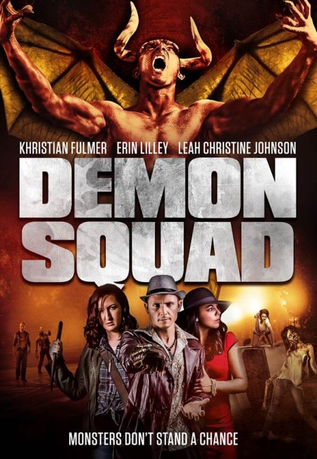 Demon Squad (2019) HDRip x264 - SHADOW