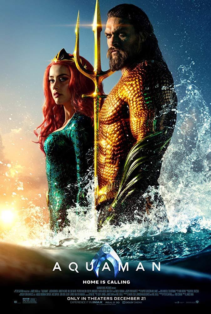 Aquaman 2018 1080p Bluray H264 10bit DTS Omikron