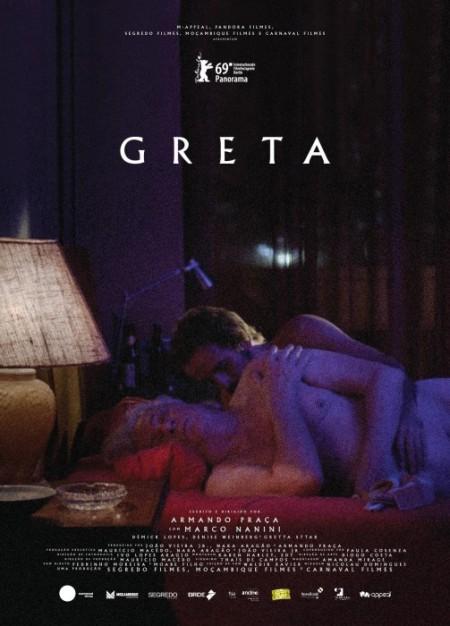 Greta (2019) HDRip AC3 x264-CMRG
