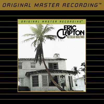 Eric Clapton - 461 Ocean Boulevard (1974) (1993) (320) [DJ]
