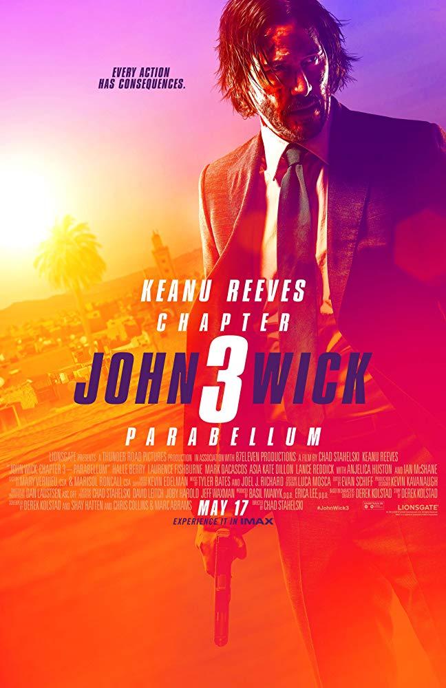 John Wick Chapter 3 - Parabellum 2019 720p HDCAM HQ-1XBET-free-download