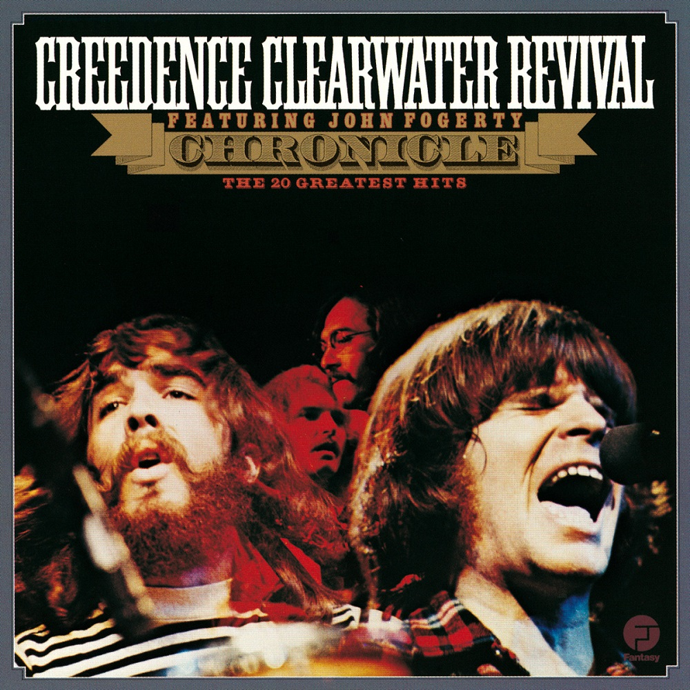 Creedence Clearwater Revival - Chronicle The 20 Greatest Hits 1991 FLAC