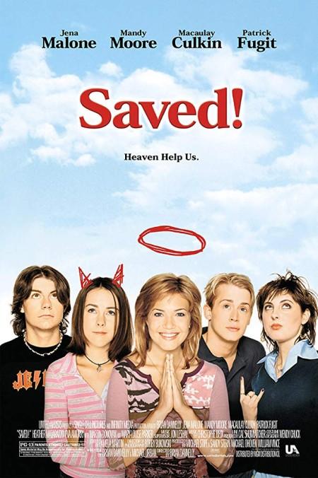 Saved (2004) 720p BluRay H264 AAC  RARBG
