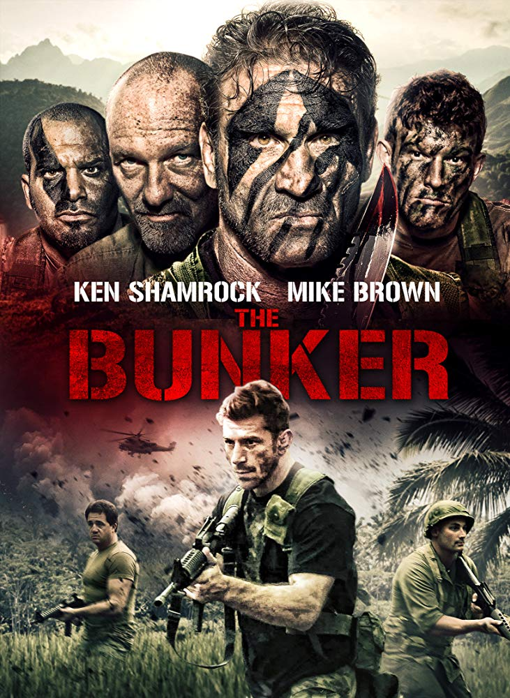 The Bunker 2014 BRRip XviD MP3-XVID