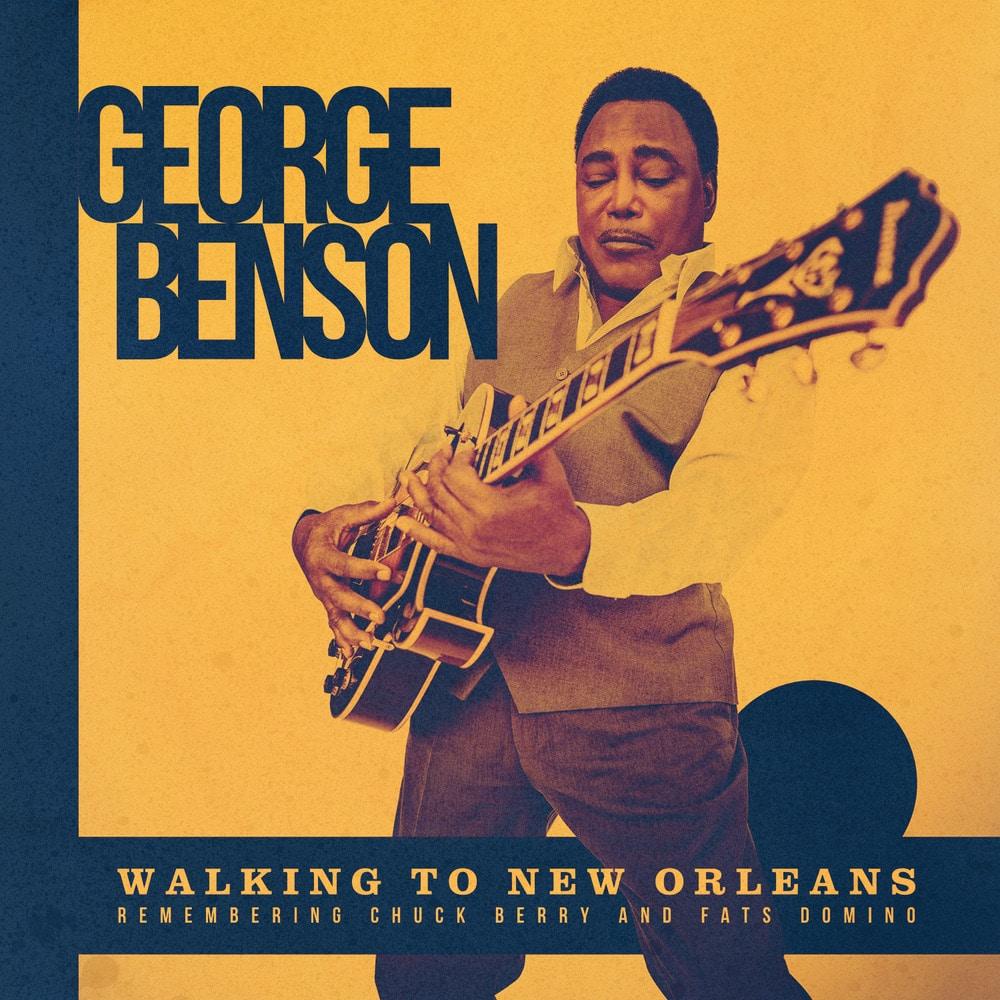 George Benson - Walking To New Orleans YERAYCITO MASTER SERIES X