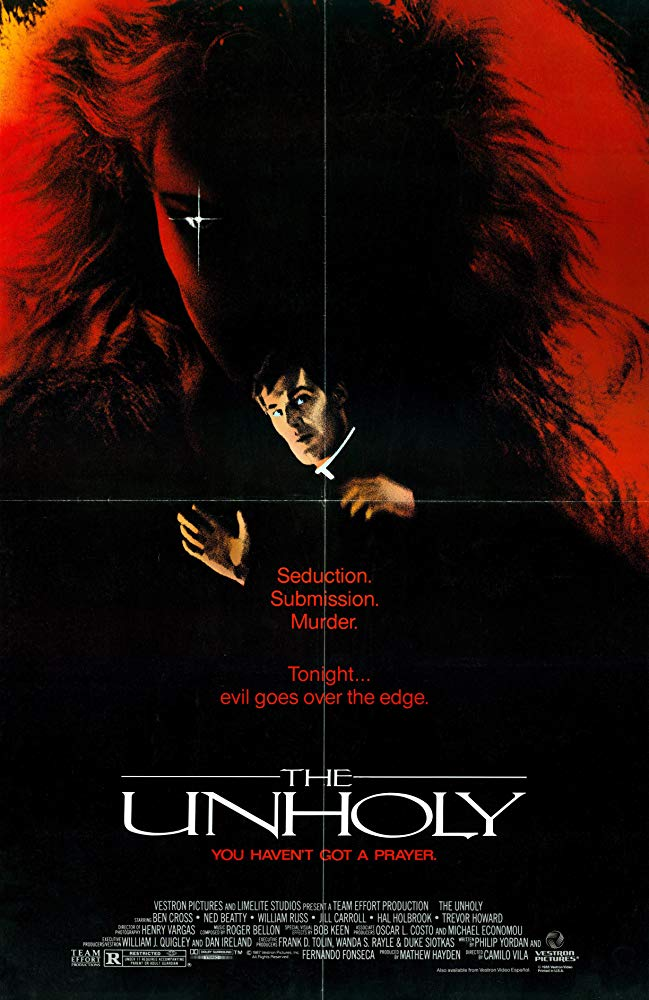 The Unholy 1988 RESTORED BDRip x264-SPOOKS