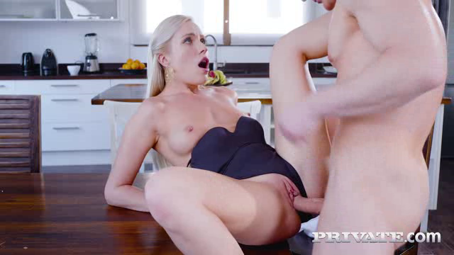 Private 19 05 18 Angelika Grays Anal In The Kitchen XXX