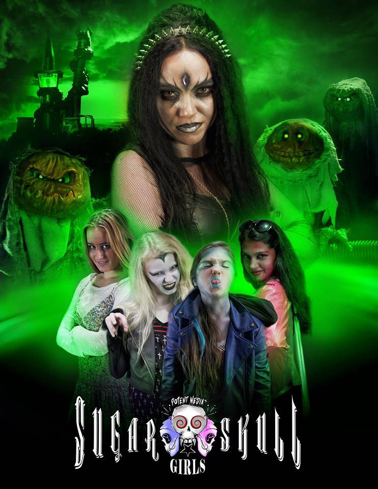 Sugar Skull Girls 2016 BRRip XviD MP3-XVID