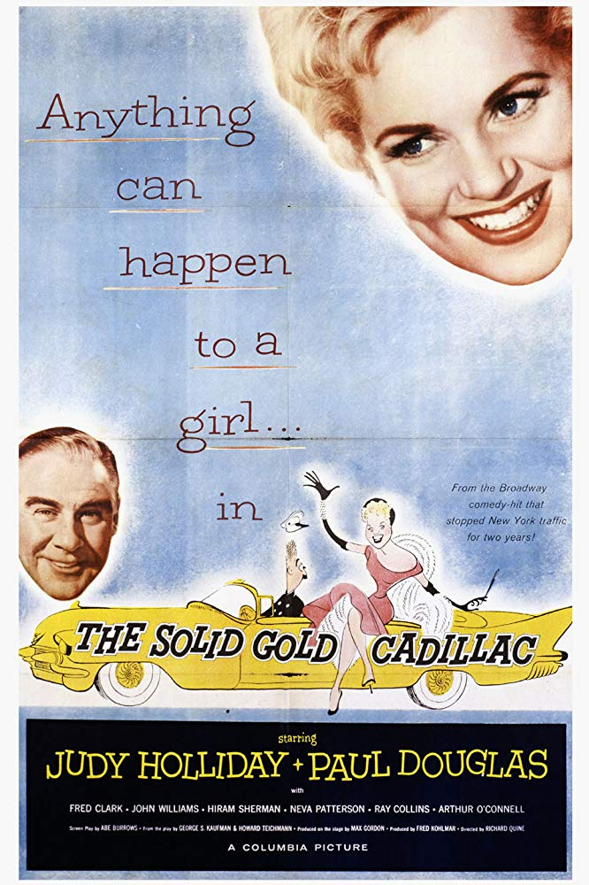 The Solid Gold Cadillac 1956 DVDRip XViD