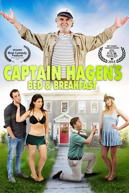 Captain Hagens Bed And Breakfast 2019 720p WEBRip 800MB x264-GalaxyRG