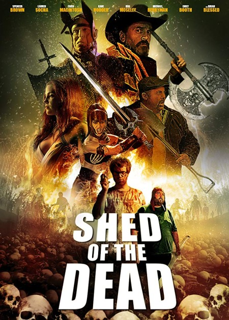 Shed Of The Dead 2019 UNCUT BDRip x264-GETiT